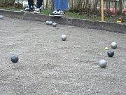 Poslední turnaj v roce uspořádal na Kostelním náměstí v Nymburce klub Mimo Done.