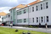 Městecká nemocnice.