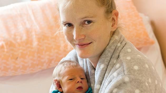 Karel Šuch z Nymburk se narodil 13. listopadu 2020 v 7.49 hodin s váhou 2 870 g a mírou 47 cm. Chlapečka očekávali maminka Ester a tatínek Jan a bráška Honzík (5 let).