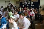 Starověké Řecko v městecké škole