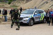 Policejní GLADIATOR RACE Milovice 2019
