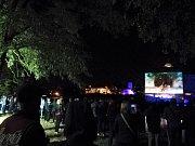 Většina akcí festivalu byla návštěvníkům volně přístupná.
