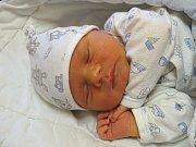 MAREK BAYER se narodil 10. ledna 2018 v 15.49 hodin s výškou 51 cm a váhou 3 820 g. Z prvorozeného se radují rodiče Ruda a Tereza z Nymburka.