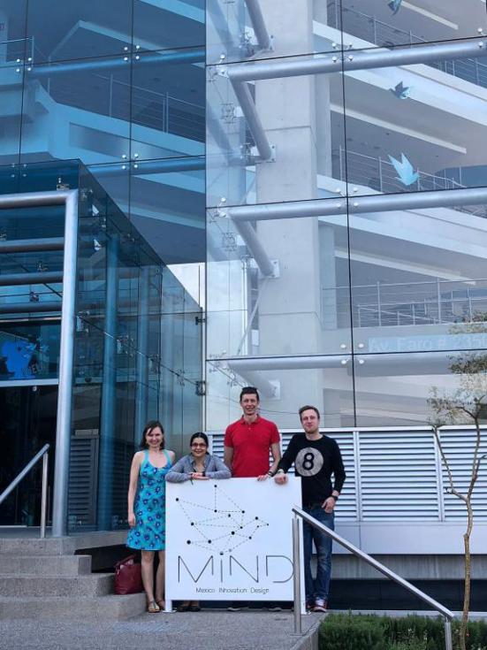Zástupci Středočeského inovačního centra zahájili studijní stáž v Mexiku.