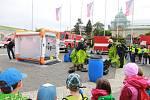 Od 11. do 14. září se pražské Výstaviště v Holešovicích zaplnilo složkami Integrovaného záchranného systému na akci nazvané V POHODĚ DO ŠKOLY, která byla určena pro děti z mateřských a základních škol.