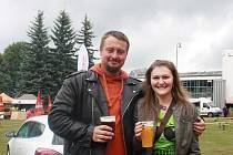 20. Den Postřižinského piva v nymburském pivovaru