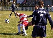V Čelákovicích chybělo ovčárskému výkonu jediné – alespoň jeden vstřelený gól. Možná si ho hráči Sokola schovali na zápas s Hradcem B.