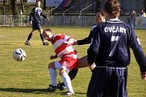Divizní utkání Union Čelákovice - Ovčáry 0:0