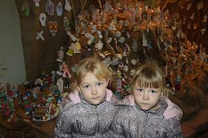 Nový český rekord: betlém s 613 figurkami
