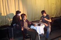Mladí herci se předvedli ve hře Vnitřní démon