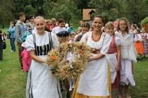 V sobotu 13. září se v Přerově nad Labem uskuteční Dožínková slavnost V zámku a podzámčí.