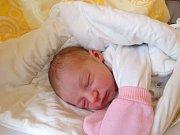 TEREZA LEJSKOVÁ se narodila 8. dubna 2018 v 7.27 hodin s délkou 47 cm a váhou 2 880 g. Na holčičku se dopředu těšili rodiče Blanka a Zdeněk a tříletá sestřička Deniska ze Dvorů.