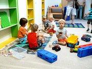 Otevření Mateřské školky Labská v Poděbradech