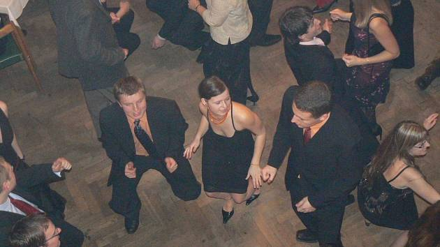 Tanečníci si vychutnávali rytmus