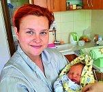 MARTIN MRÁZ se narodil 11. května 2017 v 9.30 hodin. Vážil 4 070 g.  Ze svého prvního miminka se radují Jindřiška a Tomáš z Poděbrad.