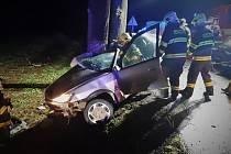 Tragická nehoda u Netřebic.