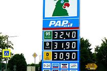 Pap Oil Nymburk