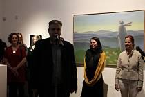 Akce se zúčastnil také radní pro oblast kultury a památkové péče Karel Horčička.