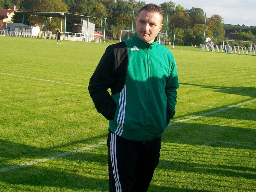 Trenér Vladimír Malinovský
