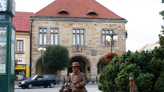 Nymburská radnice.