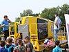 Desítky škol z celého kraje a dokonce i ze severních Čech navštívily devátý ročník Dnu bezpečí a pořádku v mělnickém přístavu.