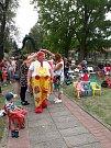 Oslavy školy v Ostré rozprostřeli organizátoři do několika dnů.