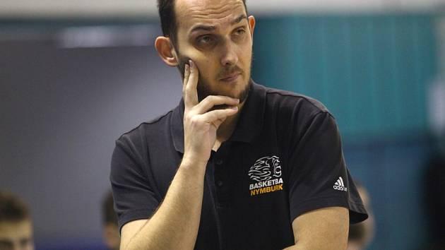 Jan Košař, trenér nymburské basketbalové akademie, je z nového projektu nadšený. Má jen slova chvály