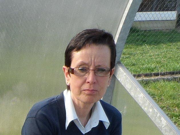 Eva Zemanová Jeviněves.