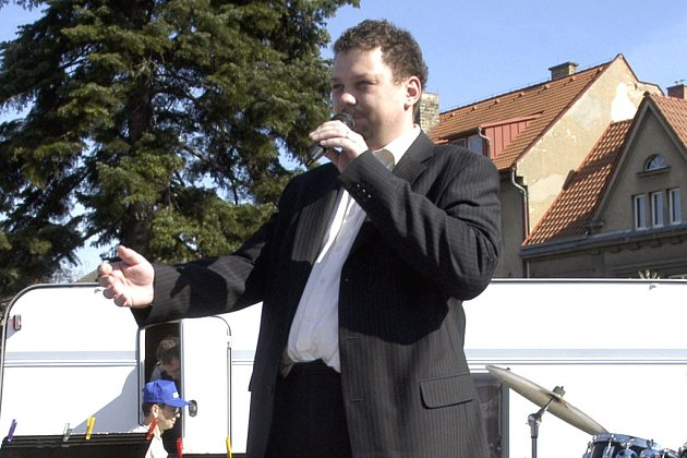 Starosta Jiří Havelka
