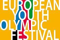 Oficiální logo Evropského olympijského festivalu mládeže.
