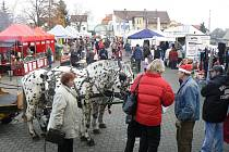 Polabské vánoční trhy přiblíží svátky