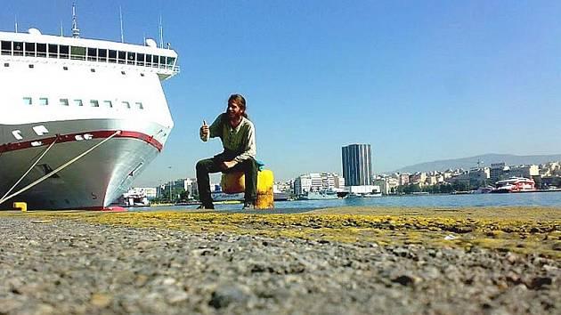 Polákova cesta z Nymburka do Atén