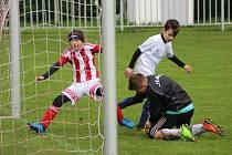 O víkendu se v Ostré uskutečnily dva fotbalové turnaje kategorie U11