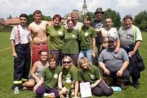 Sbor dobrovolných hasičů z Dymokur.