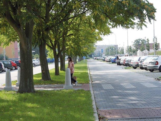 Jednou z hlavních akcí, které se v Nymburce za poslední čtyři roky podařily, je rekonstrukce ulice Letců R.A.F.