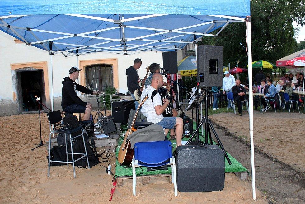 V Šafaříkově mlýně hráli Los Péros.