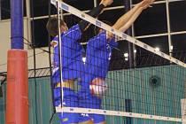 ZACHRÁNILI SE. Volejbalisté Nymburka nepostoupili do play off, nakonec sezonu zvládli a první ligu udrželi