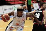 Basketbalisté Nymburka sehráli první utkání nadstavbové části doma proti Svitavám