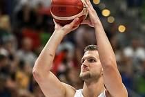 Návrat. Basketbalový reprezentant Lukáš Palyza se po několika letech vrací do mistrovského Nymburka