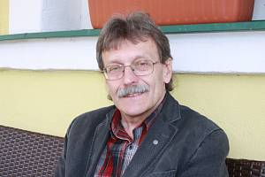 Nymburský spisovatel Jan Řehounek.