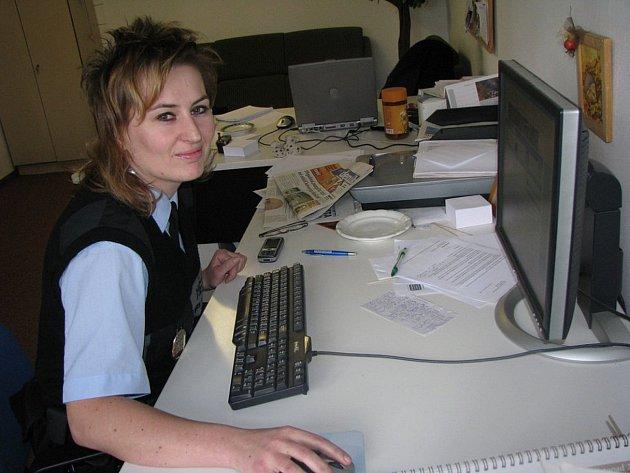 Simona Lazarová.