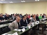 """Na konferenci byly také podrobně představeny dva ze tří nejúspěšnějších projektů ze soutěže """"Nejlepší preventivní projekt v ČR na místní úrovni za rok 2017""""."""