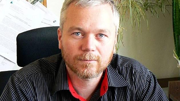 Policejní rada Marek Šmíd.