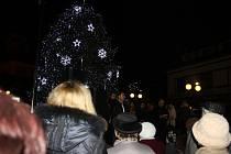 Půlnoční open-air na Jiřího náměstí  v Poděbradech