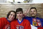 Fandíme českému hokeji!!!
