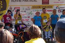 Letošního ročníku charitativní akce se zúčastnila téměř tisícovka běžců.