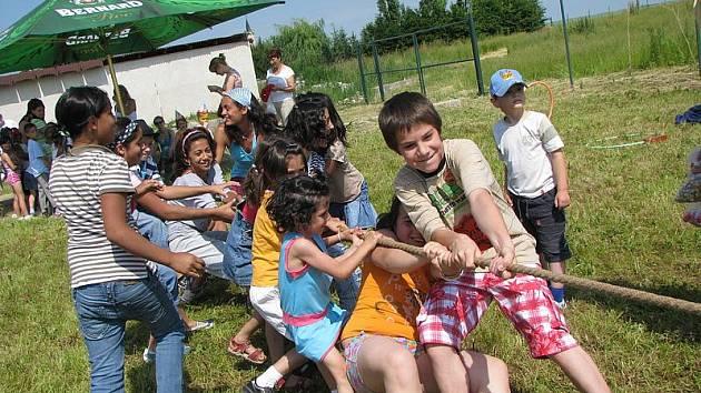 Dětský den v zoo Chleby