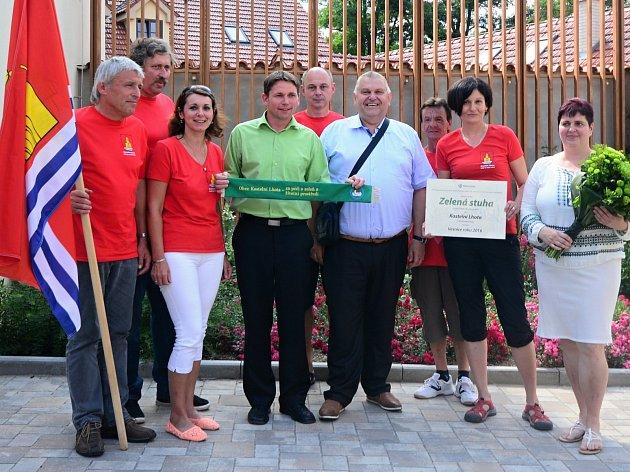 Kostelní Lhota se účastní evropské soutěž o nejkrásnější obec.
