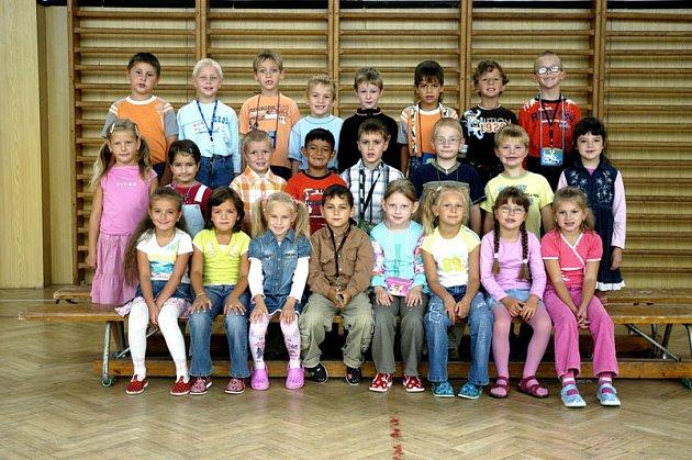 1.A Základní školy Letců R.A.F. v Nymburce