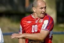 Internacionál Tibor Mičinec je novým trenérem milovických fotbalistů